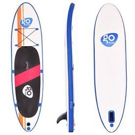 GoPlus Inflatable Paddleboards.