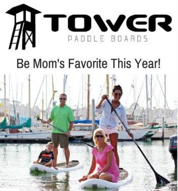 Give mom a brand new paddleboard. The best Mothers Day SUP promos!